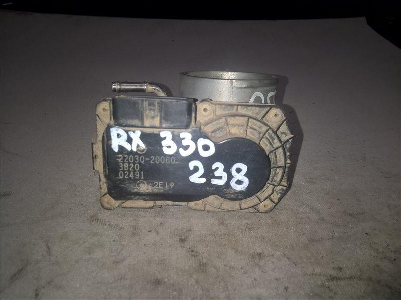 Дросельная заслонка Lexus Rx 330 1 (б/у)