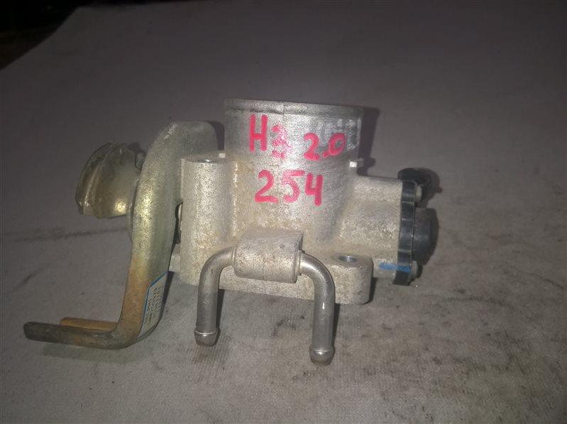Дросельная заслонка Great Wall Hover H3 2 (б/у)