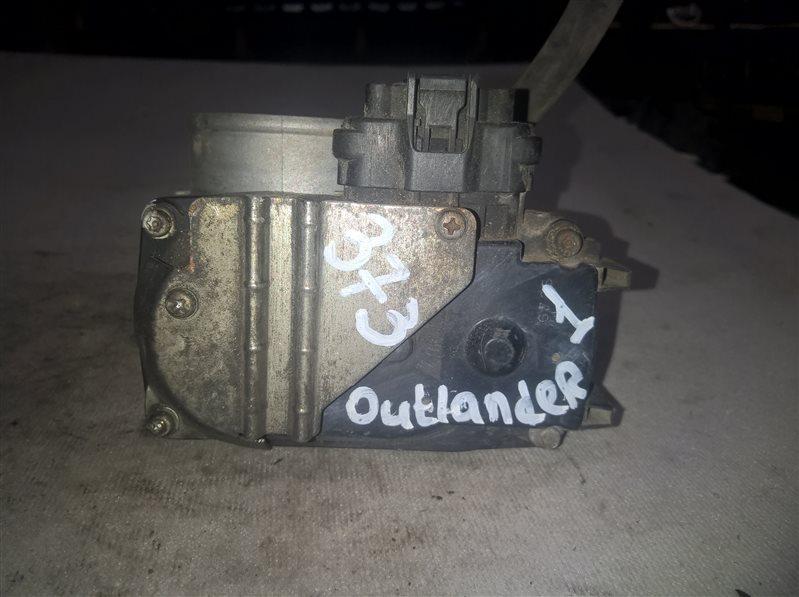 Дросельная заслонка Mitsubishi Outlander 1 (б/у)