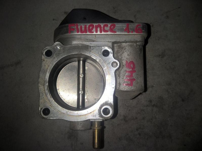 Дросельная заслонка Renault Fluence (б/у)
