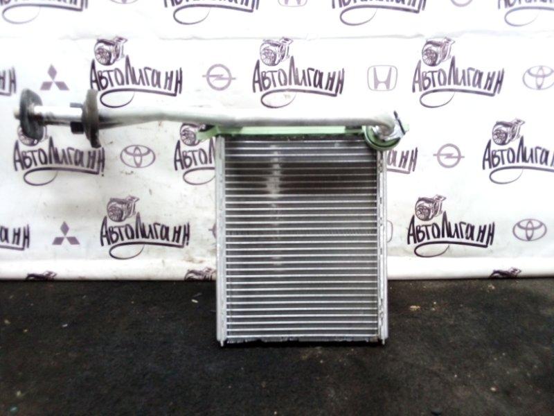 Радиатор печки Peugeot 408 (б/у)