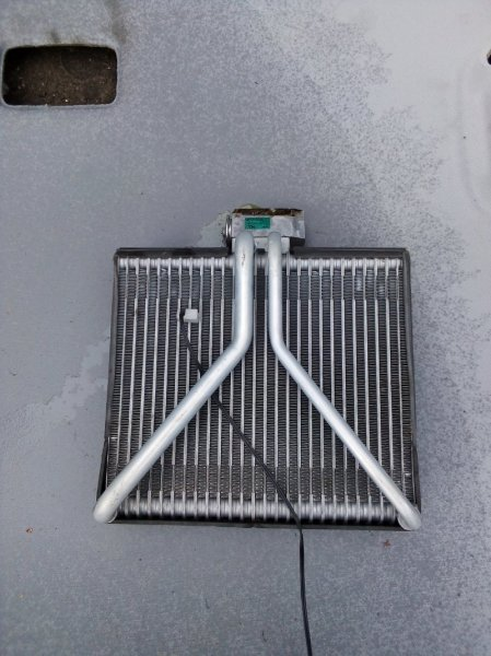 Испаритель кондиционера Nissan Almera Classic (б/у)