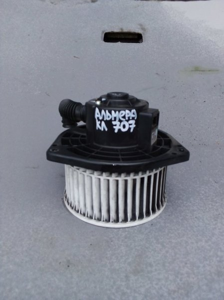 Моторчик печки Nissan Almera Classic (б/у)