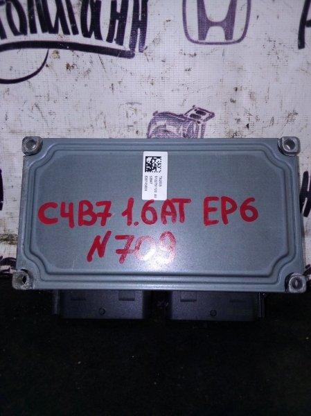 Блок управления акпп Citroen C4 B7 (б/у)