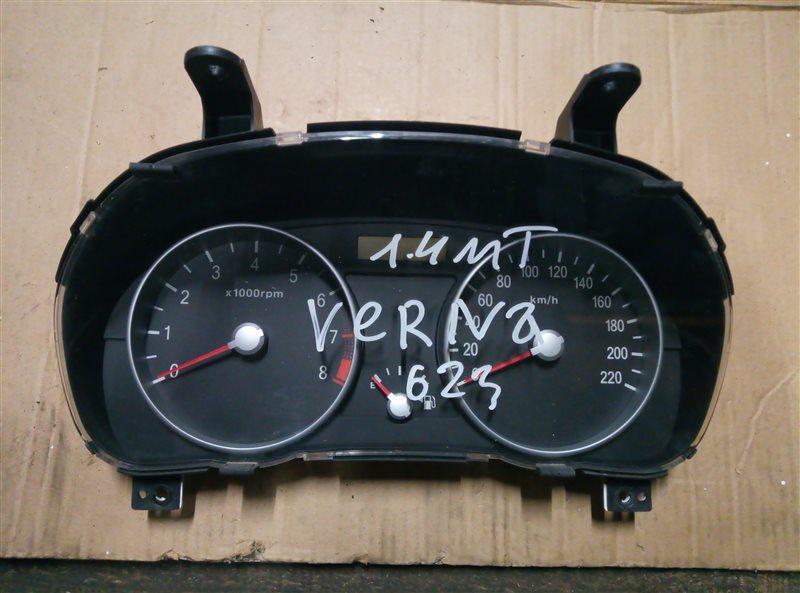 Щиток приборов Hyundai Verna (б/у)