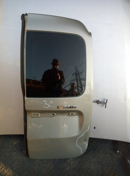 Дверь багажника Lada Largus 2014 задняя правая (б/у)