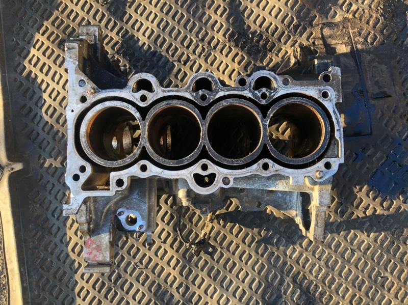 Блок цилиндров Kia Rio G4FA (б/у)