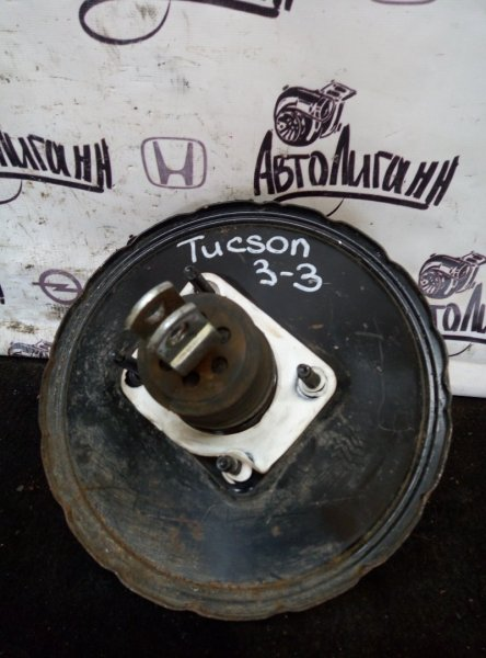 Вакуумный усилитель тормозов (вут) Hyundai Tucson 2.0 2006 (б/у)