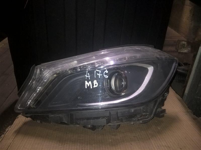 Фара Mercedes Benz A-Class 2014 левая (б/у)