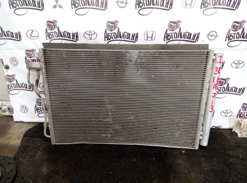 Радиатор кондиционера Hyundai I30 1.6 2014 (б/у)