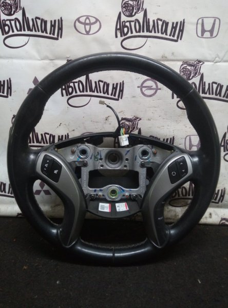 Руль Hyundai I30 ХЕТЧБЕК 2014 (б/у)