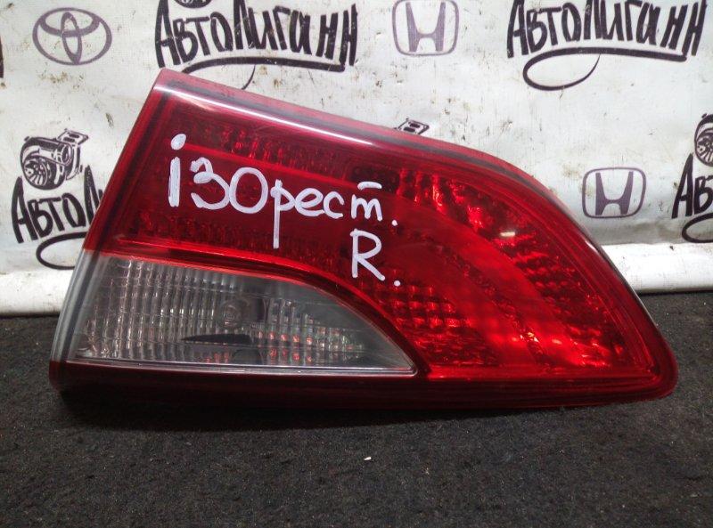 Фонарь Hyundai I30 ХЕТЧБЕК 2014 задний правый (б/у)