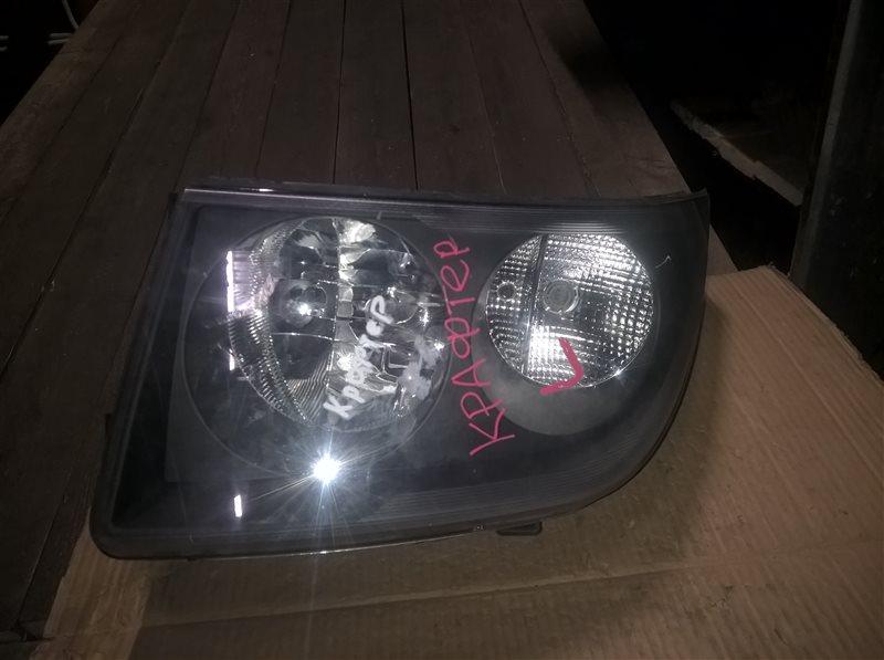 Фара Volkswagen Crafter 2010 правая (б/у)