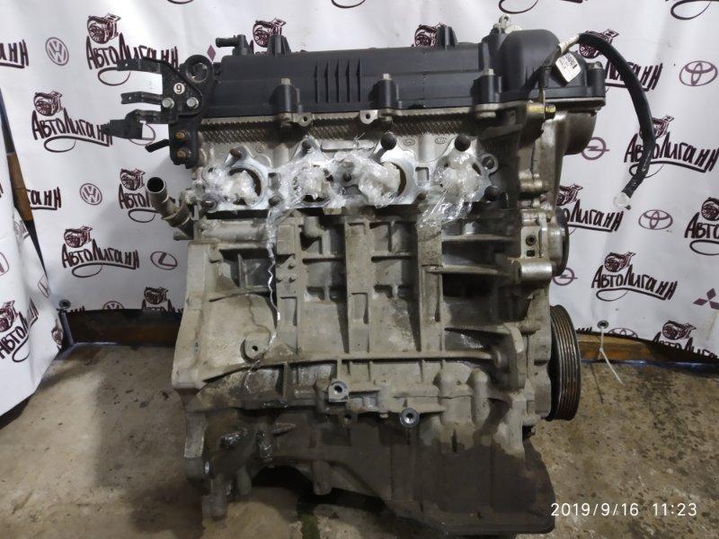 Двигатель Kia Rio 4 1.6 2017 (б/у)
