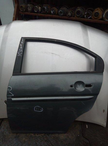 Дверь Hyundai Verna СЕДАН 2006 задняя левая (б/у)