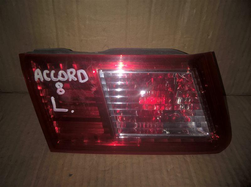 Фонарь Honda Accord 8 2010 левый (б/у)