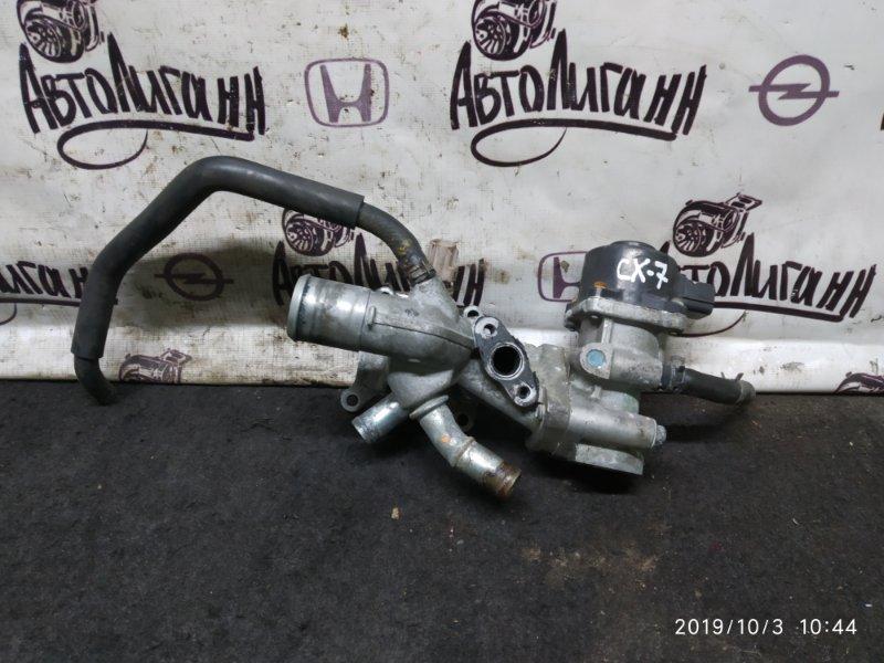 Клапан егр Mazda Cx-7 2.3 АТ БЕНЗИН ТУРБО (б/у)
