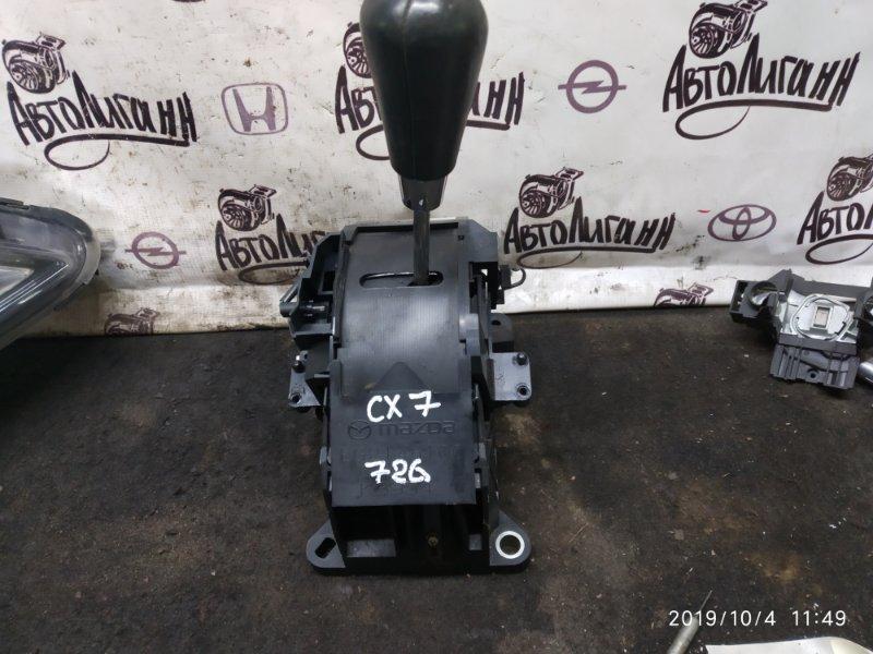 Селектор акпп Mazda Cx-7 2.3 ТУРБО (б/у)