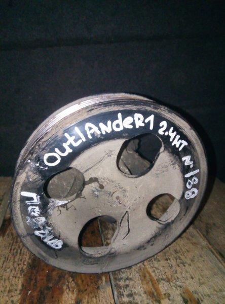 Насос гур Mitsubishi Outlander 1 2.4 2006 (б/у)
