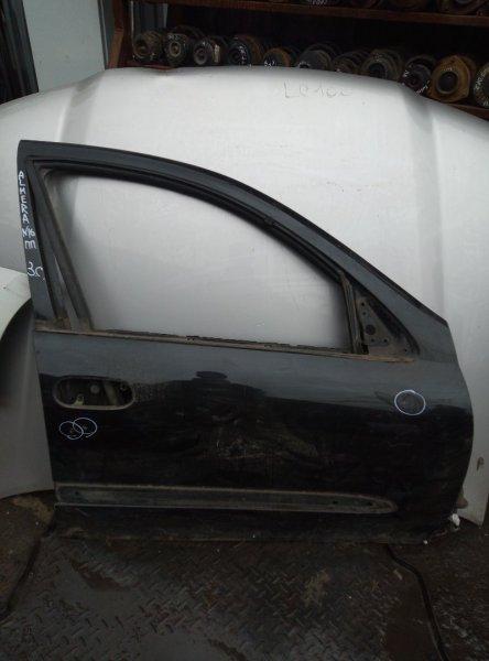 Дверь Nissan Almera N16 ХЕТЧБЕК 2006 передняя правая (б/у)