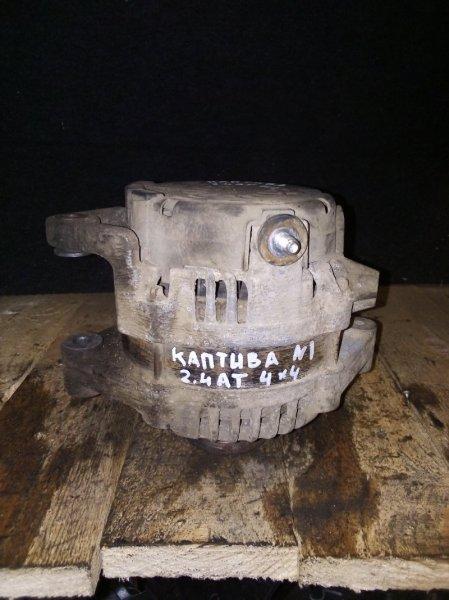 Генератор Chevrolet Captiva 2.4 (б/у)