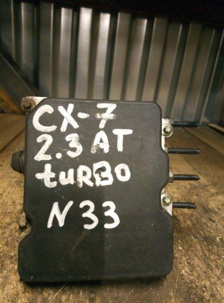 Блок abs Mazda Cx-7 2.3 2011 (б/у)