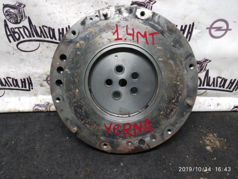 Маховик Hyundai Verna 1.4 2009 (б/у)