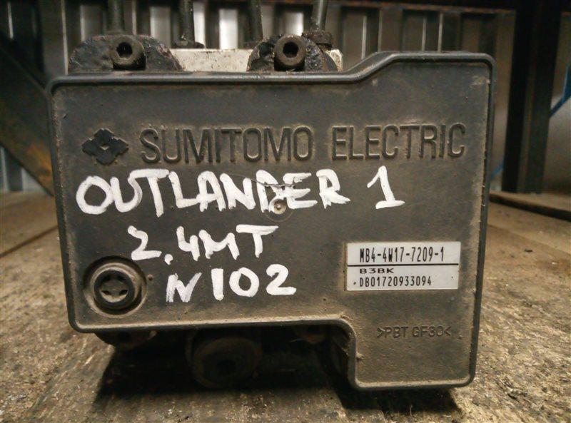 Блок abs Mitsubishi Outlander 1 2.4 2006 (б/у)