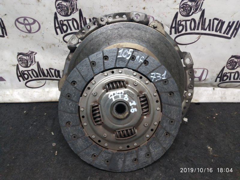 Сцепление (комплект) Ford Focus 3 1.6 2012 (б/у)
