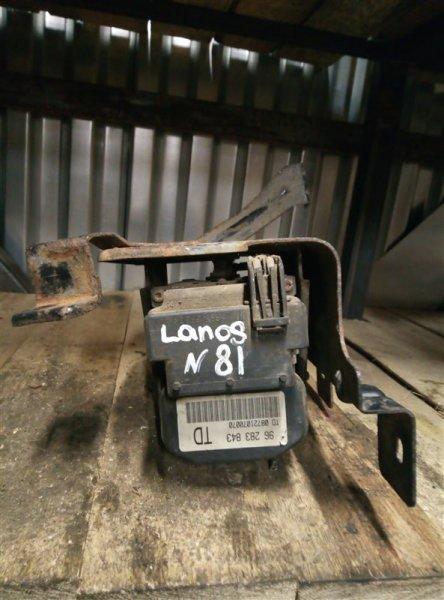 Блок abs Chevrolet Lanos 2008 (б/у)