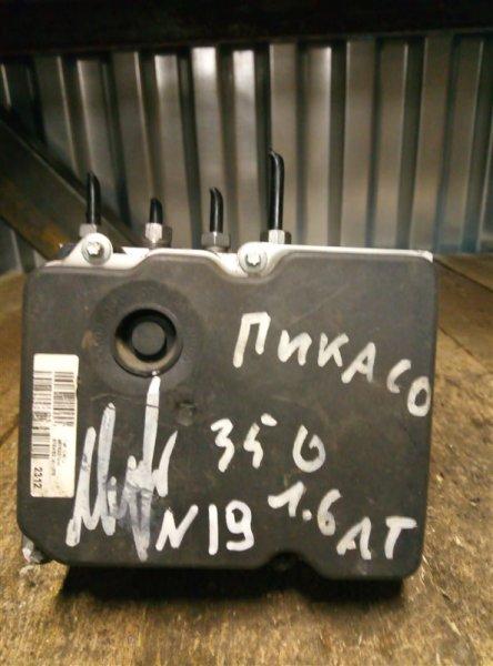 Блок abs Citroen Picasso 1.6 2012 (б/у)