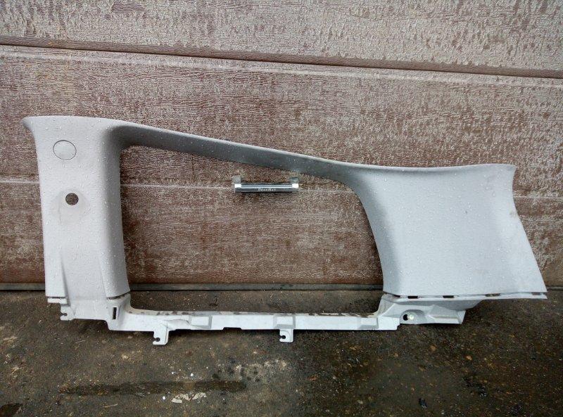 Обшивка багажника Mitsubishi Pajero Sport 2010 правая (б/у)