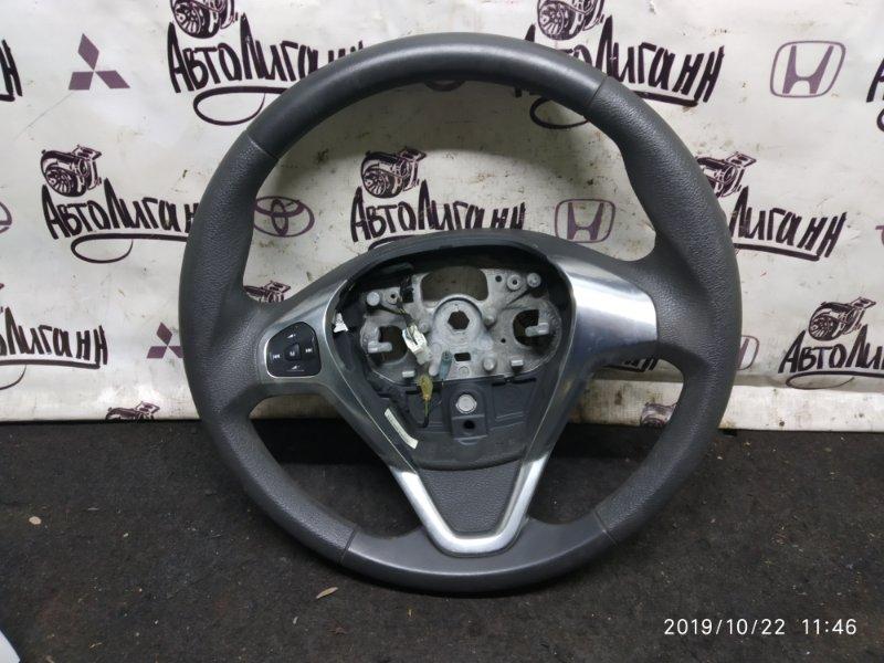 Руль Ford Fiesta Mk6 1.6 2015 (б/у)