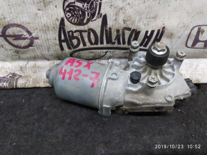 Мотор дворников Mitsubishi Asx 2012 (б/у)