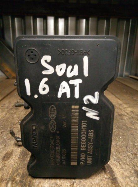 Блок abs Kia Soul 1.6 2011 (б/у)