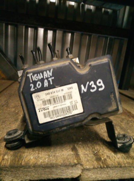Блок abs Volkswagen Tiguan 2.0 2014 (б/у)