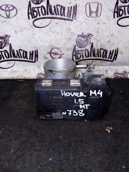 Дросельная заслонка Great Wall Hover M4 1.5 2014 (б/у)