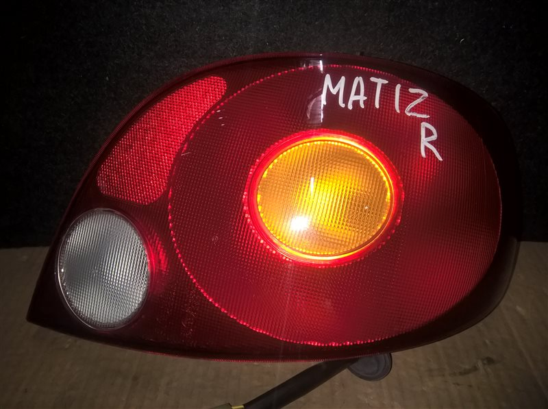 Фонарь Daewoo Matiz 2005 правый (б/у)