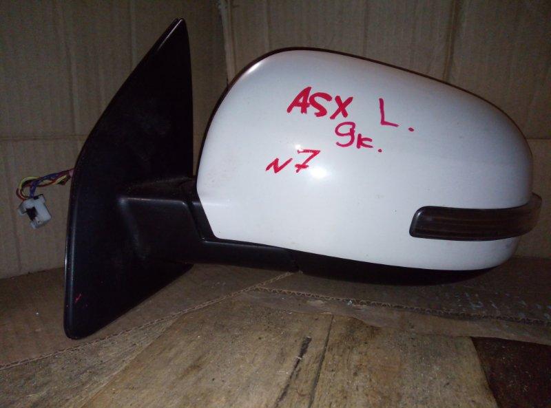 Зеркало Mitsubishi Asx левое (б/у)