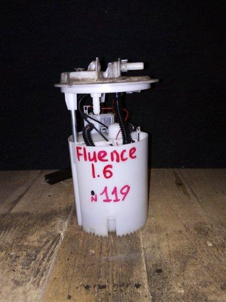 Топливный насос Renault Fluence 2012 (б/у)