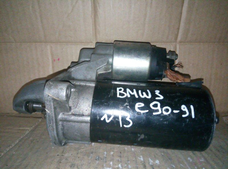Стартер Bmw X5 E70 M57 2008 (б/у)