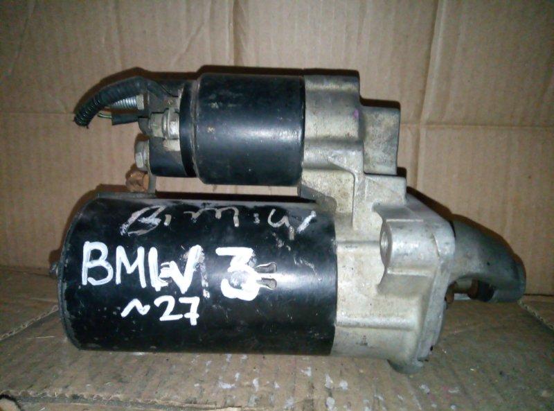 Стартер Bmw 525 E39 6S3 (б/у)