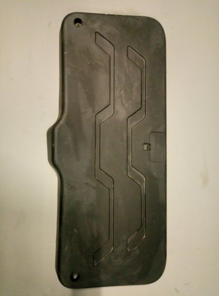 Обшивка крышки багажника Kia Soul ХЭТЧБЕК (б/у)