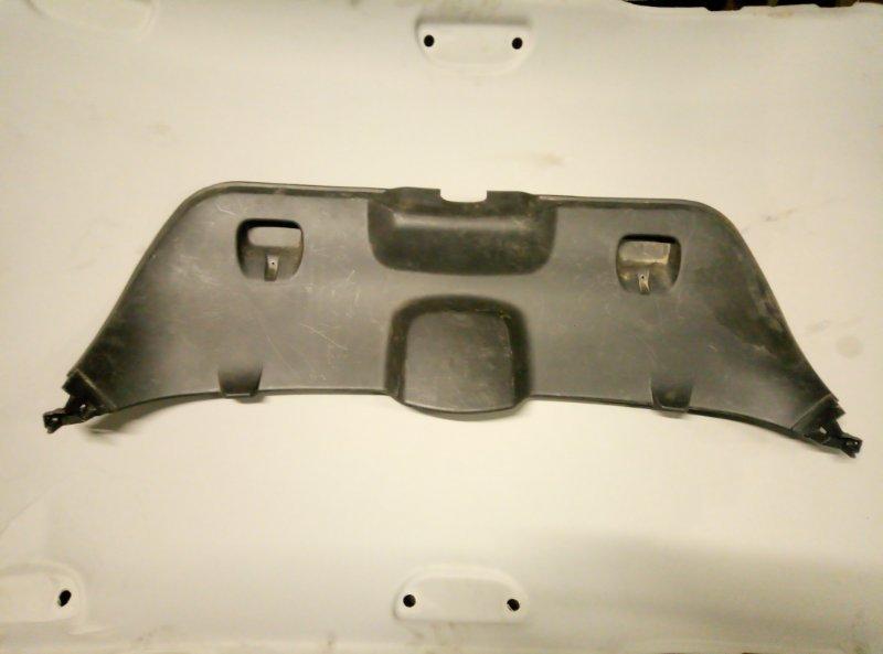 Обшивка крышки багажника Peugeot 308 ХЭТЧБЕК (б/у)