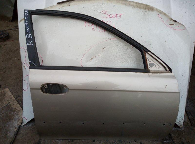 Дверь Kia Spectra S6D 2008 передняя правая (б/у)