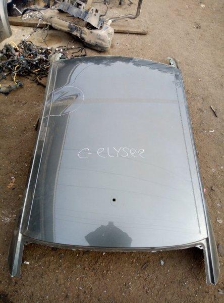 Крыша Citroen C-Elysee EB2M 2013 (б/у)