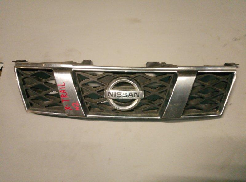 Решетка радиатора Nissan X-Trail (б/у)