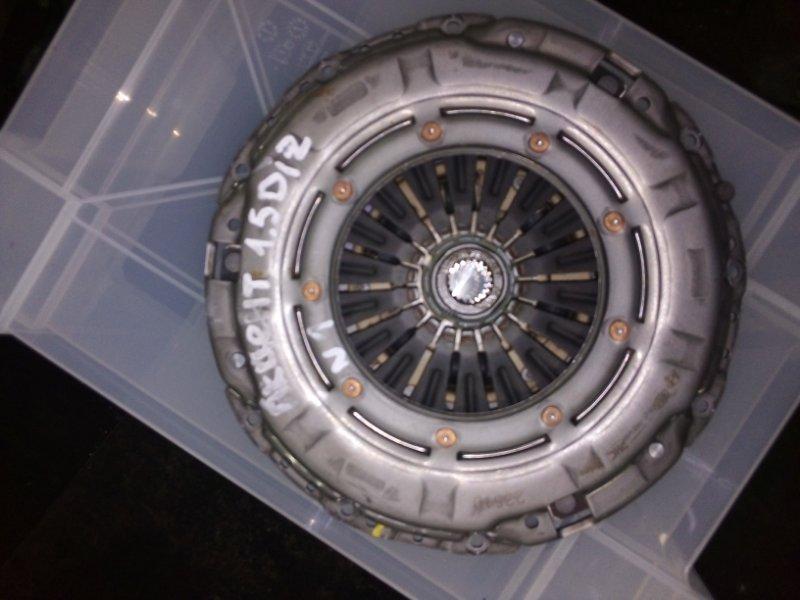 Сцепление (комплект) Kia Cerato 1 D4FA 2007 (б/у)