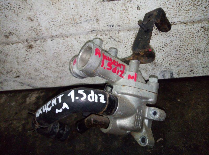 Корпус термостата Kia Cerato 1 D4FA 2007 (б/у)