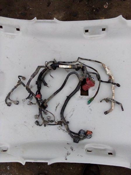 Проводка двигателя Nissan Note HR16 2009 (б/у)